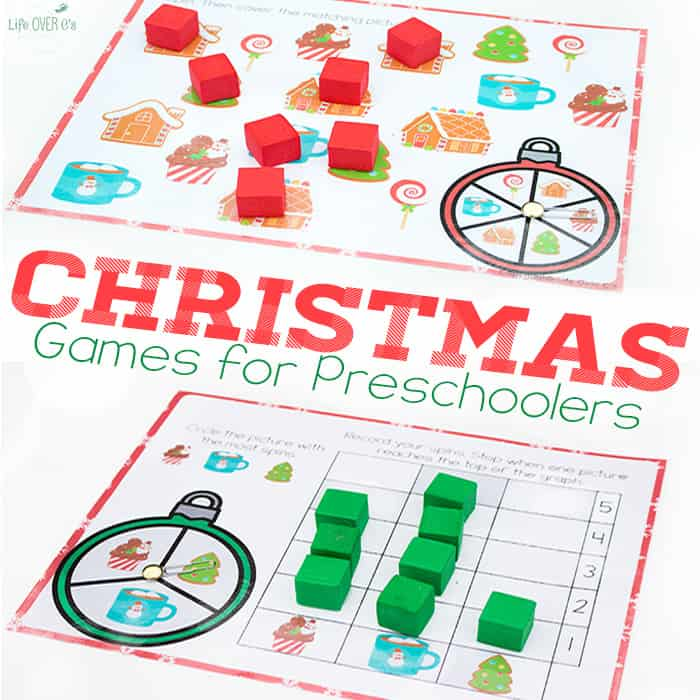 Free Printable Christmas Games  Life Over Cs