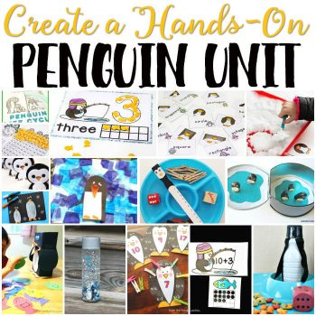 A comprehensive list of penguin unit activities! Sorted by skill & subject for easy browsing. What a great way to create a hands-on penguin theme!