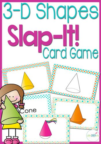 Students will learn all about 3D Solid Shapes through a fast-paced, fun game! This game reinforces student knowledge of solid shapes through representations,