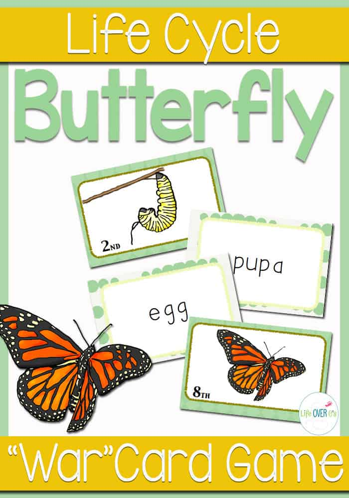 butterfly card game