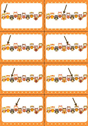 Students will learn ordinal numbers through a fast-paced, fun game! This game reviews ordinal number 1-10 in an October/Fall Theme.
