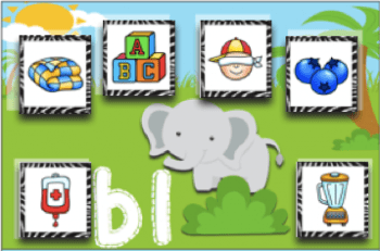 These blends sorting mats are perfect for introducing kids to beginning blends! Digraphs are included too!