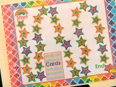 Practice reading CVCe words with this fun CVCe File Folder game!