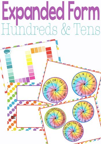 Give students to practice using expanded and standard form to record numbers in this fun partner or small group game. Students will compose numbers from 11-999 using expanded form and then convert those numbers into standard form.