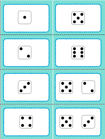 Kindergarteners will have so much fun learning numbers to 20 in many formats with these familiar card games!