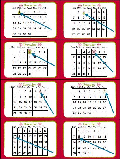 ordinal numbers game