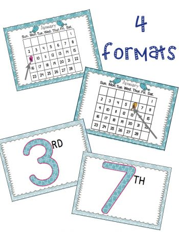 Students will learn ordinal numbers through a fast-paced, fun game! This game reviews ordinal number 1-10 in an January/Winter Theme.