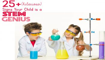 Are you raising a scientist? They might be if they have any of these signs.