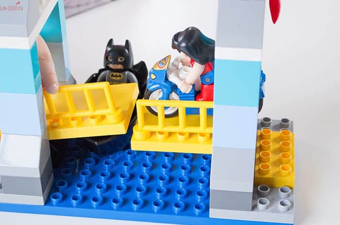 LEGO is so fun for kids of all ages and stages! Siblings can play together with coordinating sets!