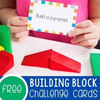 Building Block STEM Challenge Cards Featured Square Image