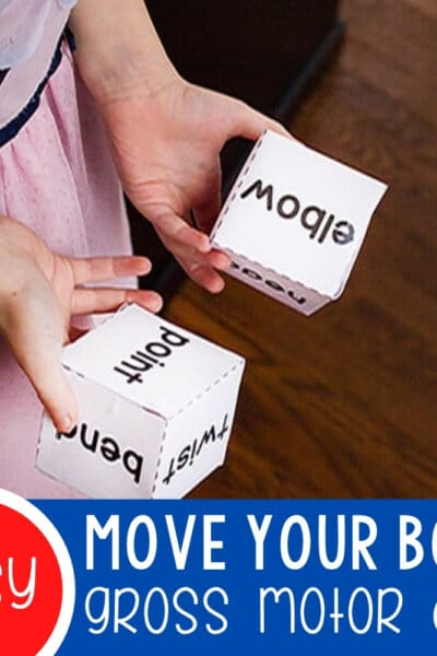 Moving My Body Gross Motor Game Featured Square Image