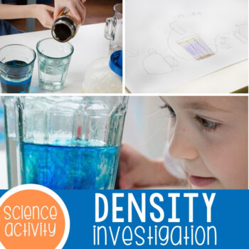 Child-Led STEAM Density Investigation Featured Square Image