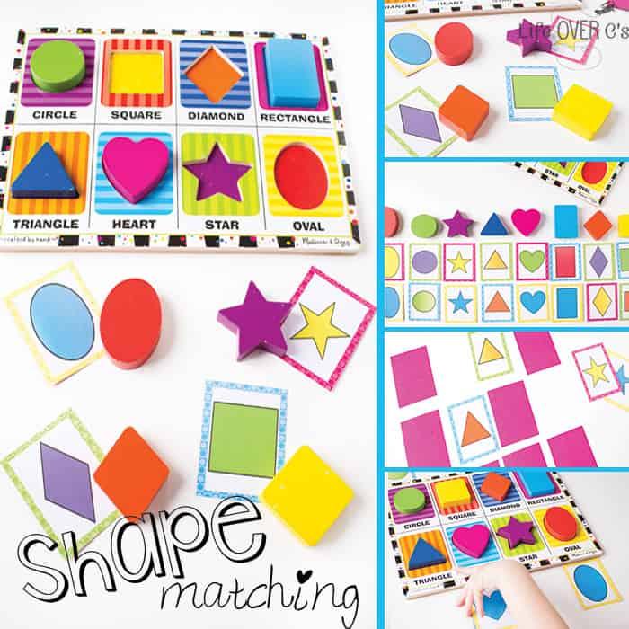 Puzzle shape matching cards life over cs ccuart Choice Image