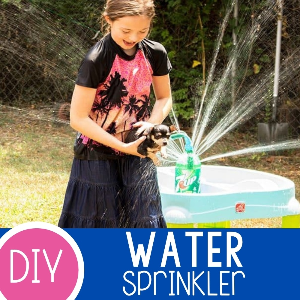 DIY Sprinkler for Outdoor Fun Featured Square Image