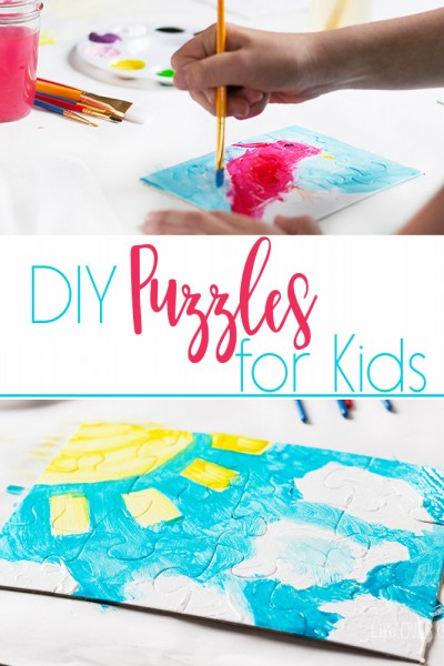 DIY Puzzles for Kids