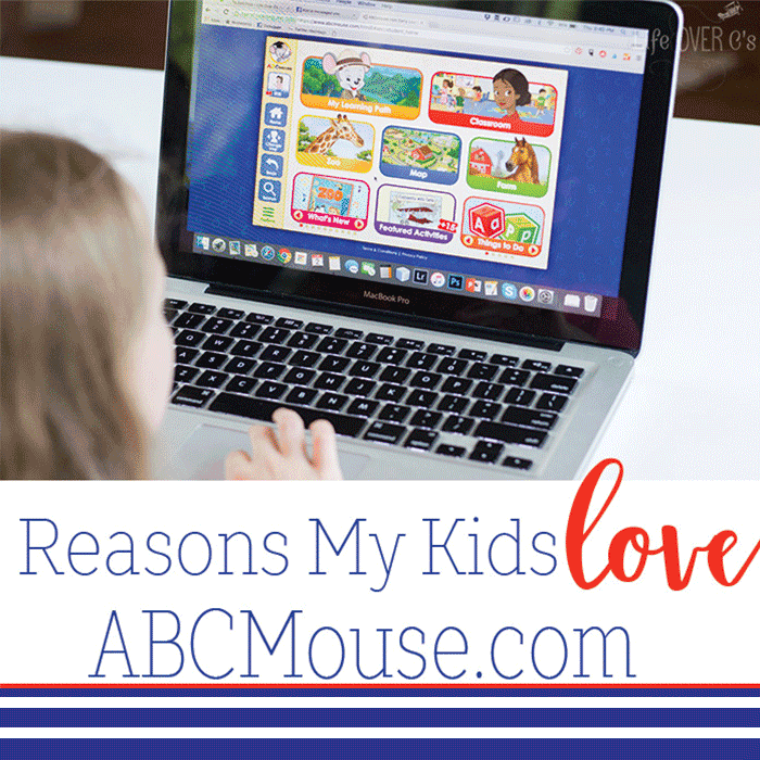 ABCmouse.com review for kindergarten, preschool and elementary.
