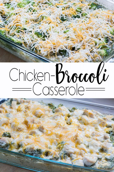How to Make Amazing and Easy Chicken Broccoli Casserole