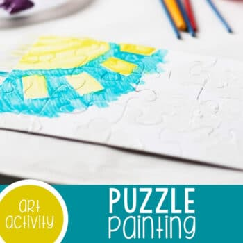 DIY Puzzles for Kids Featured Square Image