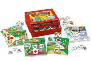 Kindergarteners will love this alphabet game!