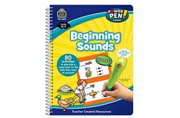 A fun alphabet book for preschoolers!