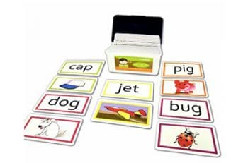 A fun matching game for CVC words!