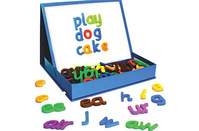 I love these phonics magnets! Perfect for learning letter combinations!