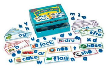 A great alphabet activity to practice beginning phonics!