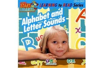 Such a fun DVD for learning the alphabet!