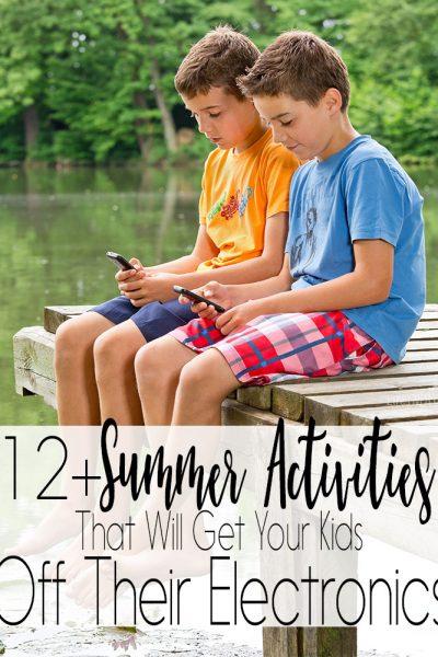 12+ Exciting Outdoor Activities for Tweens