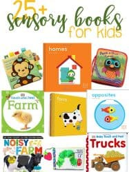 25+ Sensory Books for Kids