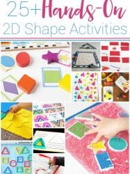 Hands-On 2D Shape Activities