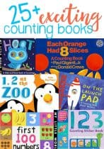 25+ Exciting Counting Books for Kids