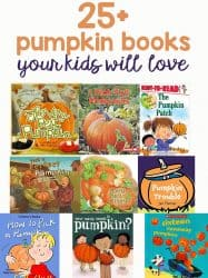 25+ Pumpkin Books Your Kids Will Love
