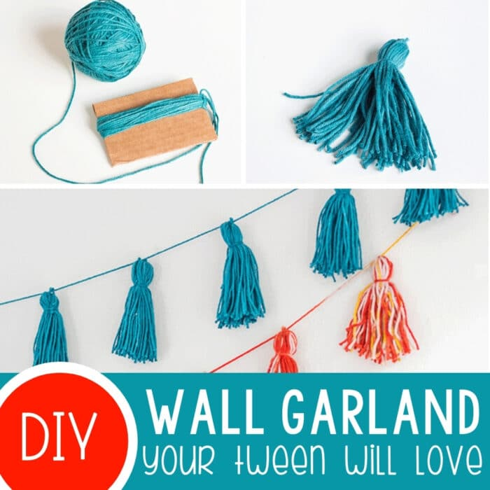 Wall Garland for Your Tween Featured Square Image