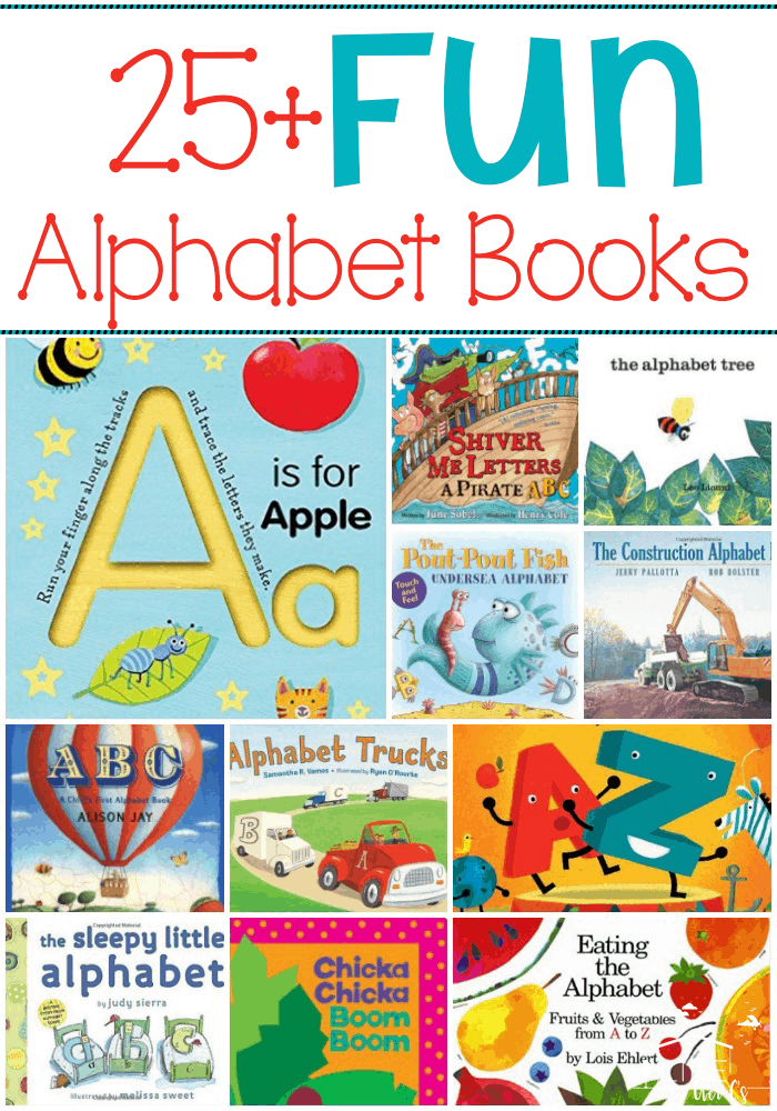 Fun Alphabet Books