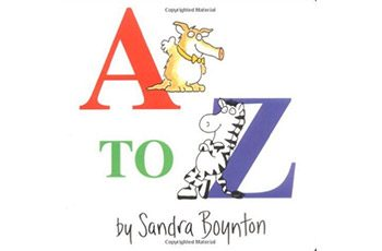 The alphabet is so much fun with these great children's alphabet books!