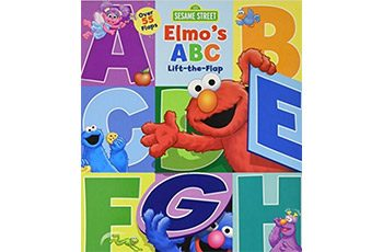 Spend time reading with your kids and help them learn the alphabet!