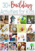 30+ Building Activities for Kids