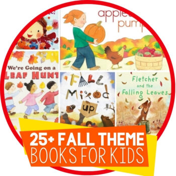 25+ Perfect Fall Books for Kids Featured Image