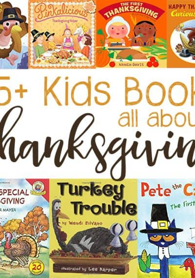 25+ Books For Thanksgiving. Help kids learn more about turkeys, pilgrims, and the Mayflower.