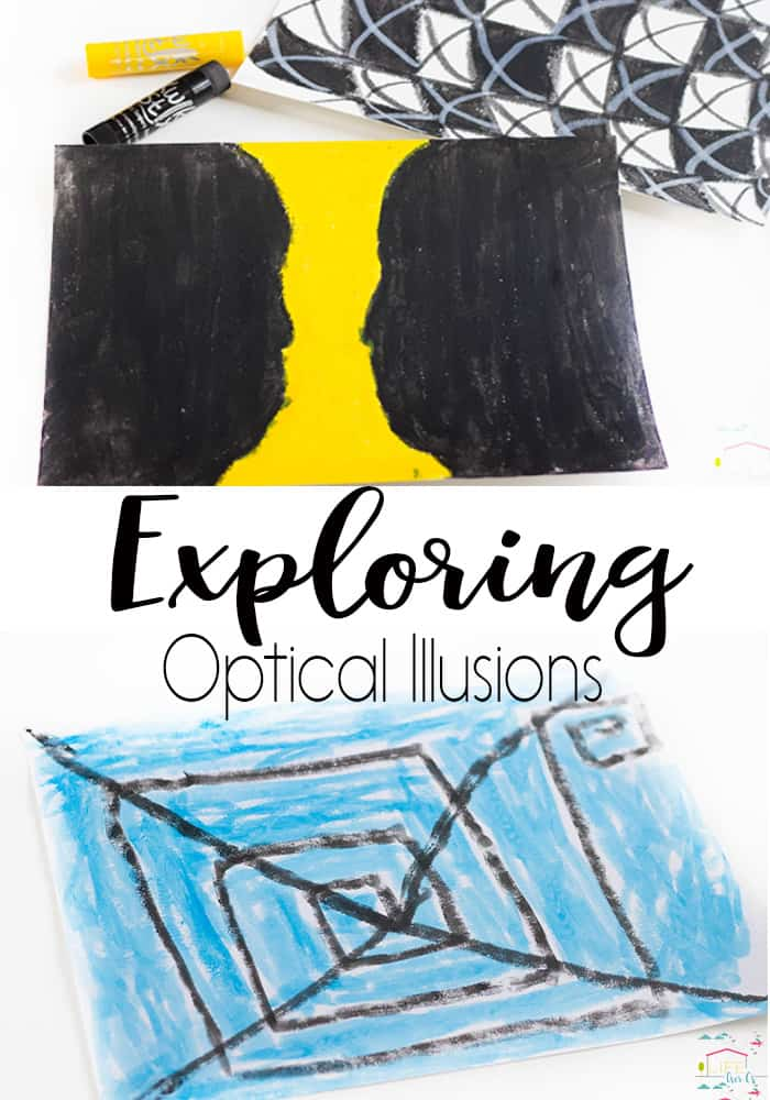 Exploring Optical Illusions through Art