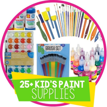 Paint Supplies for Kids_ From Toddlers to Teens Featured Image