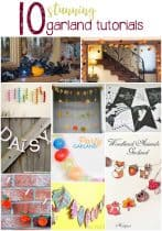 10 Fun Garlands That You Should Make Today