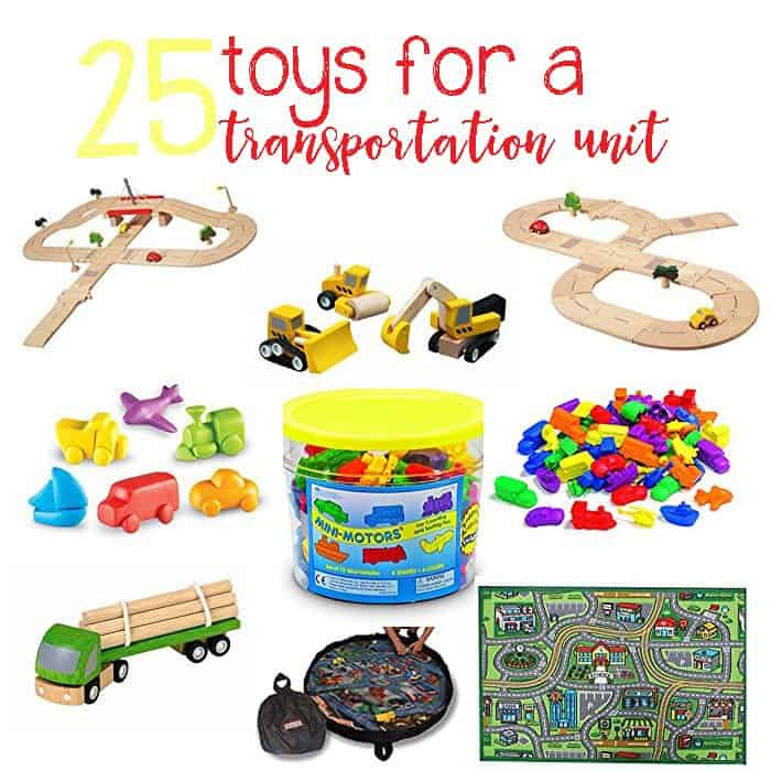 25 Toys That Make Perfect Addition To Transportation Units