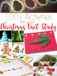 100+ Ideas For Creating An Awesome Christmas Unit Study
