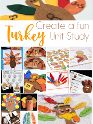 How To Create A Fun Turkey Unit Study