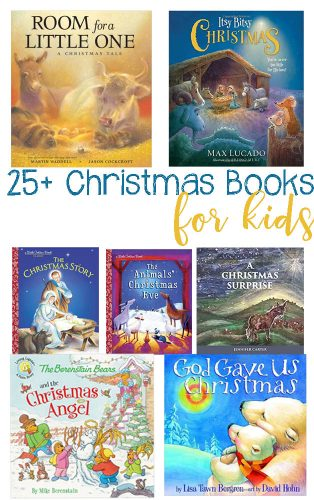 25+ Children's Books About The True Meaning Of Christmas