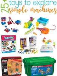 25+ Simple Machine Toys Your Kids Will Love