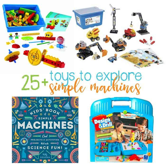 25 Fun Toys To Explore Simple Machines