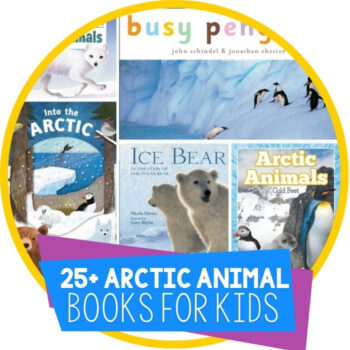 25+ Arctic Animal Books for Kids Featured Image